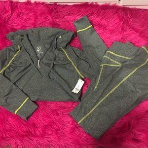 NWT Hoodie&Sweatpants set